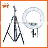 "Camera Photo/Video 18"" 600W 5500K Dimmable Ring Fluorescent Flash Light                                                                         Quality Choice                                                     Most Popular"