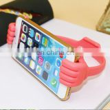 2016 universal durable good quality hand shaped mobile phone holder