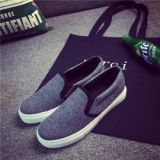 Single shoe lazy casual shoes a pair of canvas shoes