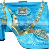 2016 women shoes italian matching shoes and bags
