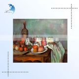Custom Design Giclee Decorative 3D Oil Painting On Canvas