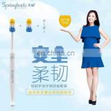 100% non-toxic medical grade silicone brush pregnant toothbrush