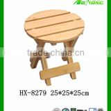 Wholesale Bamboo Outdoor Furniture Modern Folding Garden Chair