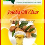India's No.1 Natural & Pure Jojoba Oil Clear