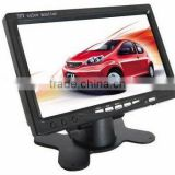 7inch car monitor /7 inch headrest monitor