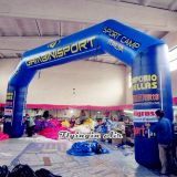 Hot Sale Advertising Inflatable Arch/Archway with Printing Logo for Advertisement