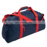 Sports and fitness duffle bag with shoe compartment perfect as promotional gifts