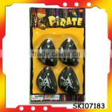 skull pirate eye patch pirate set for Halloween