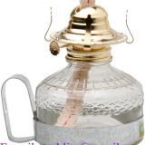 Kerosene Lamp with Metal Handle (A035B)