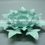 Metal Tea Light Holders,Flower Shape T Light Holder,T-lights,Iron T-lights,Designer Tea Lights,Decorative T-lights Holders