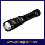 Multifunctional Law Enforcement 1080P Police Flashlight DVR Support English/Russian