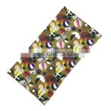 Popular Geometric Dots Mixed Color Hair Wrap Bandana