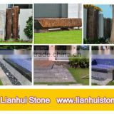 envionmentally friendly basalt columns sale (hainan black ,grey)                                                                         Quality Choice