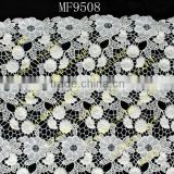 New design elegant crochet lace fabric for <b>ladies</b> suit/<b>wedding</b> dress