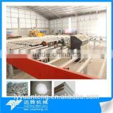 Best sell gypsum/plaster board making machinery equipment