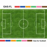 Artificial Grass Synthetic Grass Soccer Turf For Football Pitch