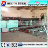 Straight and Reverse Twisted Hexagonal Wire Netting Machine /Bird Mesh Chicken Mesh Machine