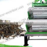 Hot sales CCD camera tea color sorter with high output capacity for Sri lanka tea