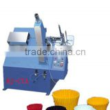high speed cake baking paper tray manufacturing machine , china special and top manufacture