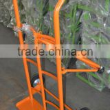 gas cylinder trolley HT1003 for two gas bottle