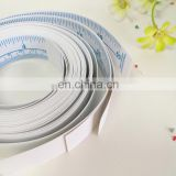 Factory price cheap custom adhesive label 1 meter international ruler adhesive sticker