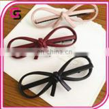 wholesale women hair pins handmade leather hair pins