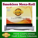 Chinese medicine, smokeless moxa roll, herbal extract for body pains, back pain relief, moxa stick, warm body, expel cold
