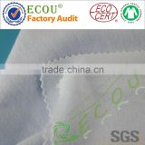 Custom solid cotton jacquard knit fabric