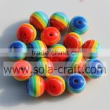 500Pcs Blue <b>Turquoise</b> Green Red <b>Yellow</b> White 10MM Solid Colorful Loose Wholesale Resin Spacer Alibaba <b>Beads</b>