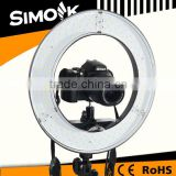 High Brightness 42W Micro Photography LED Camera Light Ring Studio Light On Camcorder DV