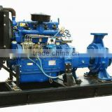 Diesel Engine Centrifugal Water Pump Set for Farm Irrigation or Fire Fighting