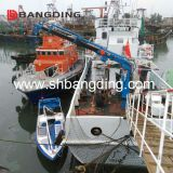 Radio Remote Control Yacht Crane Small Deck Crane For Luxury Private Yacht