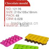 2014 wholesale silicone chocolate mold,Silicon Cake Mould,Chocolate Mould