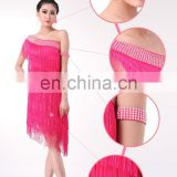 BestDance latin dance costume dress sexy tassel latin ballroom dance costume dress OEM