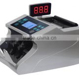 High Cost Performance Loose Note Counting Machine Suitable for Multi-Currency Money Counter with Counting and Detecting Fucntion