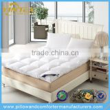 Feeled Softing And Smooth Wholesale Feather Mattress Topper