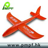 educational kids toy lightweight durable EPP foam hand launched throwing mini plane
