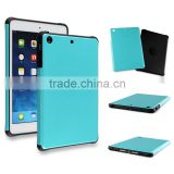 2015 China Factory Newest Colorful Tough Slim Armor Case Strong Shockproof for IPAD MINI 2 case Cover back case