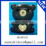 Coin piggy bank personalized money box