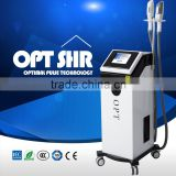 560nm Best Professional E Light Bikini Hair Removal Ipl Rf Beauty Equipment Lips Hair Removal