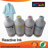 Colorful light tattoo fiber reactive dye ink for epson surecolor f2000
