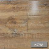 12mm AC4 E1 Unilin CE U-Groove Laminated Wooden Flooring