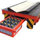 25 tons Battery Powered Industrial Material Transfer Cart