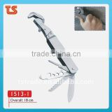 2011 Stainless steel multi wrench/multi tools,multi function tools pocket tool 1513-1