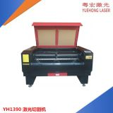 yuehong laser cutting machine yh1390 for acrylic sheet