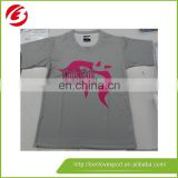 High resolution sublimation t-shirt production