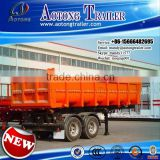 High quality competitive price atv dump trailer, hydraulic dump trailer with all trailer parts