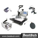 Multifuntional 6 in1 Sublimation Heat Press