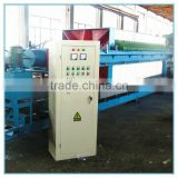 PLC Control Automatic Filter Press Hot Selling!