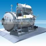 PLJ hot water spray autoclave retort sterilization system
